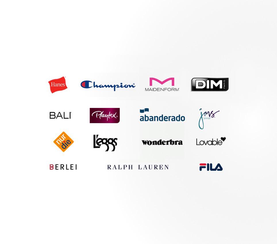 marcas grupo Hanesbrands