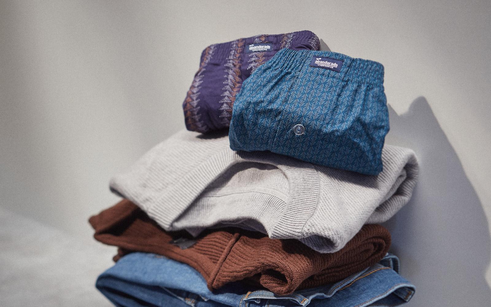 como organizar cajones de ropa interior